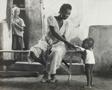 Woman Feeding Child, Haiti, 1958/59
