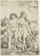 Adam and Eve with the Infants Cain and Abel