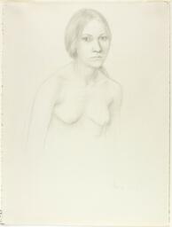 Torso and Head of Nude