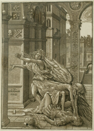 Lovers Surprised by Death