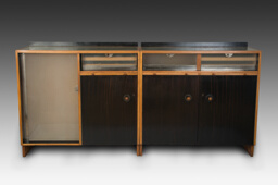Sideboard in Two Parts