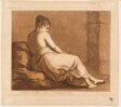 Reclining Girl Seen from the Back