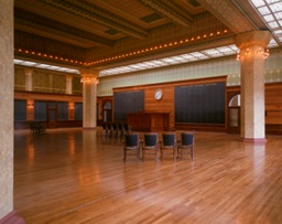 Chicago Stock Exchange Trading Room: Reconstruction at the Art Institute of Chicago
