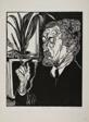 Portrait of Christian Rohlfs