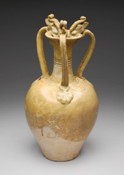 Amphora with Three Dragon-Shaped Handles