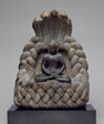 Buddha Sheltered by the Serpent King Muchalinda