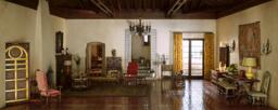 A35: California Living Room, c. 1935-1940