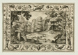 The Temptation of Christ, from Landscapes with Old and New Testament Scenes and Hunting Scenes