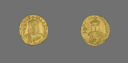 Solidus (Coin) of Leo V