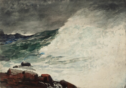 Prout's Neck, Breaking Wave