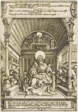 Saint Paul Enthroned Under a Baldachin