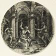 Saint Eligius and King Dagobert
