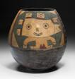 Jar with Anthropomorphic Figure