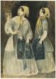 Two Women in Yellow Kerchiefs