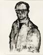 Self-Portrait, Three-Quarter View