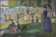 A Sunday on La Grande Jatte — 1884