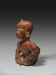 Seated Hunchbacked Dwarf