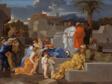 Christ Receiving the Children