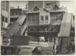 """""""El"""", Sixth Avenue Line, Twenty-Eighth Street Station, Manhattan"""