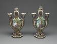 Pair of Vases (Pots Pourris à Bobèches)