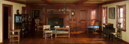 A2: New Hampshire Parlor, c. 1710