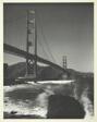 Golden Gate Bridge with Marin Hills in the Distance