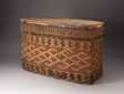 Basketry Storage Container
