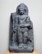 Bodhisattva Manjushri Holding a Blue Lotus (Utpala)