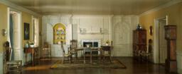 A3: Massachusetts Dining Room, 1720
