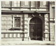 Berggasse No. 16, Portal am Palais des Grafen Georg Festetics de Tolna