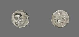 Denarius (Coin) Portraying Ahenobarbus