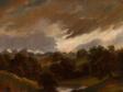 Hampstead, Stormy Sky