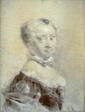 Portrait of Sophie Juliane von der Schulenburg