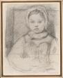 Portrait of Louis Robert, 3 years old
