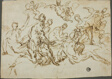 Harpies Attacking Aeneas and His Companions