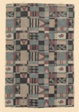 Mandelkrähe (Roller) (Dress or Furnishing Fabric)