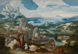 Landscape with the Penitent Saint Jerome