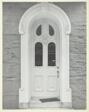 Doorway of 1756-Built House in Kutztown