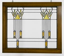 Mahony, Gerald House: Window