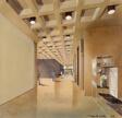 Health Sciences Center, Stony Brook, NY, Interior Perspective