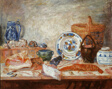 Still Life with Fish and Shells