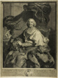 Portrait of Cardinal de Fleury