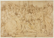 Study for the Marriage at Cana