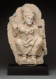 Goddess Hariti Seated Holding a Child