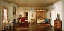 A8: Massachusetts Bedroom, c. 1801