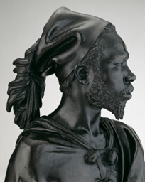 Bust of Said Abdullah of the Darfour People