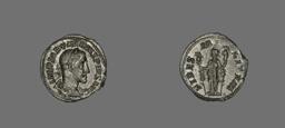 Denarius (Coin) Portraying the Emperor Maximinus