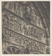 Bourges Cathedral - Judgement Panel