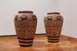 Untitled (Pair of Vases)