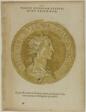 Emperor Decius from Icones Imperatorum Romanorum, plate 60 from Woodcuts from Books of the XVI Century